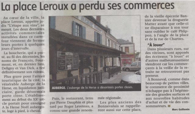 Place Leroux perd ses commerces 2014 07