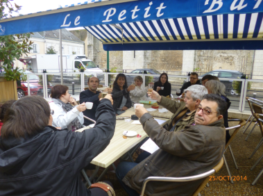 IDEA Café civique 2014 10 25